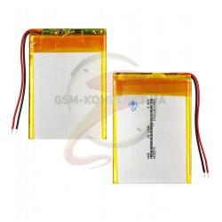 Аккумулятор универсальный для телефона, P76, 2500mAh 76*53*4.2 мм