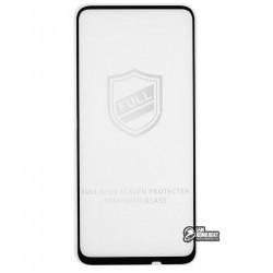 Закаленное защитное стекло для Huawei P Smart Z, 0,26 мм 9H, 2.5D, Full Glue, черное