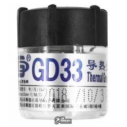 Термопаста GD33-CN25 в банке, 25 г