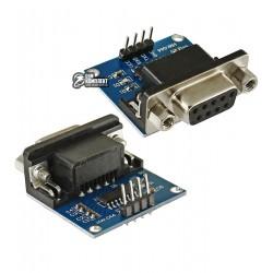 Преобразователь RS232-TTL, на основе конвертера MAX3232