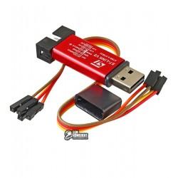 Программатор ST-Link V2 stlink mini для STM8 и STM32 микроконтроллеров