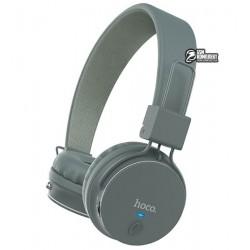 Наушники Bluetooth Hoco W19 Easy move / gray