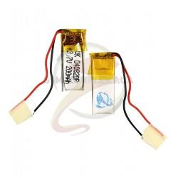 Аккумулятор универсальный, 21 мм, 0.8 мм, 3.6 мм, Li-ion 3.7 В, 200мАч, 040820P