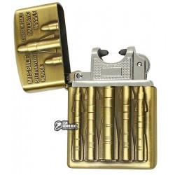 Зажигалка USB XT-4886, электроимпульсная, missile