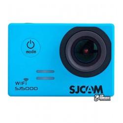 Экшн-камера SJCAM SJ5000 Wi-Fi голубая