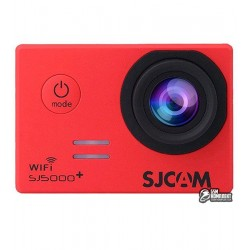 Экшн-камера SJCAM SJ5000 Wi-Fi красная