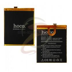 Аккумулятор Hoco HB526379EBC для Huawei Y6 Pro, Li-Polymer, 3,7 В, 4000 мАч