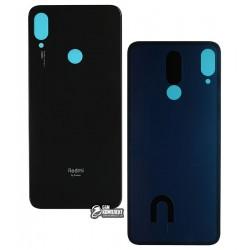 Задняя крышка батареи для Xiaomi Redmi Note 7, черная