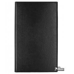 Чехол для Asus MemoPad 7 (ME375CL), Fashion, книжка, черная