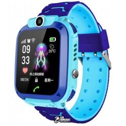 Детские Smart часы Baby Watch Q12 с GPS трекером