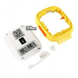 Корпус для детских часов Q90, TW3, желтый