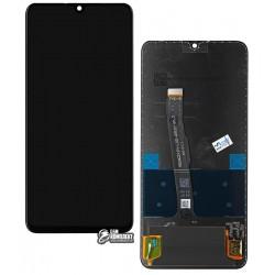 Дисплей Huawei Nova 4e, P30 Lite, черный, с сенсорным экраном (дисплейный модуль), Original (PRC)