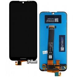 Дисплей для Huawei Y5 (2019), Honor 8S, черный, с сенсорным экраном (дисплейный модуль), Original (PRC), AMN-LX9, 51093ULM