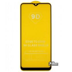 Закаленное защитное стекло для Samsung A207 Galaxy A20s (2019), 0,26 мм 9H, 2.5D, Full Glue, черное