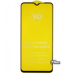 Закаленное защитное стекло для Xiaomi Redmi Note 8 Pro, 0,26 мм 9H, 2.5D, Full Glue, черное