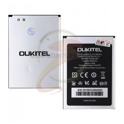 Аккумулятор для Oukitel C10, Li-ion, 3,8 В, 2000 мАч