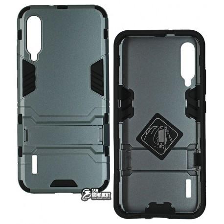 Чехол для Xiaomi Mi A3, Xiaomi CC9E, Armor Case (Серый)