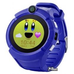 Детские часы Smart Baby Watch Q360 с GPS трекером