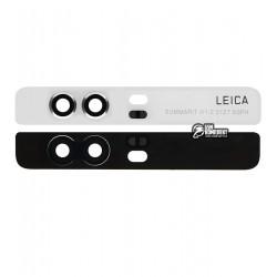 Стекло камеры Huawei P9, EVA-L09, EVA-L19, EVA-L29, белое