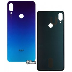 Задняя крышка батареи для Xiaomi Redmi Note 7, синяя