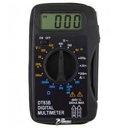 Мультиметр цифровой DT-83B, карманный