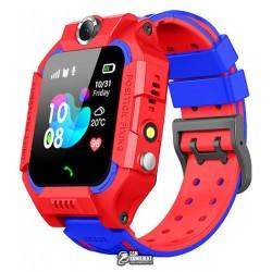 Детские Smart часы Baby Watch Z6 с GPS трекером
