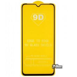 Закаленное защитное стекло для Xiaomi Redmi Note 8, 0,26 мм 9H, 2.5D, Full Glue, черное