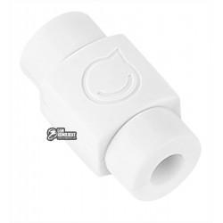 Протектор кабеля зарядки iPhone/iPad Ugreen, белый