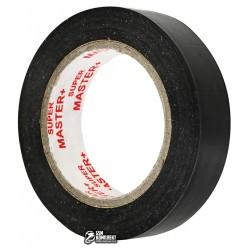 Изолента черная Super Master, 17 мм