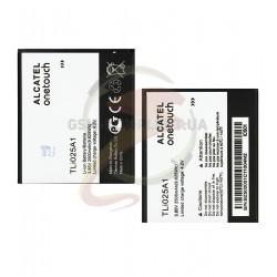 Аккумулятор для Alcatel One Touch 5054D, Li-ion, 4,35 В, 2500 мАч, TLp025A1