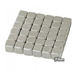 Магнит неодимовый квадратный 5 x 5 x 5 мм