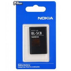 Аккумулятор BL-5CB для Nokia 105, Li-ion, 3,7 В, 800 мАч