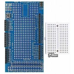 Модуль расширения для Arduino MEGA Prototype Shield V3.0 и макетная плата