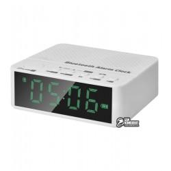 Портативная колонка ERGO YH-07 c FM тюнером и часами