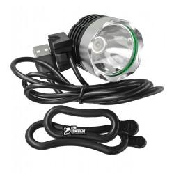 Ультрафиолетовый фонарик M38 для сушки изоляционного лака UV Curable Solder Mask, 5W, 5V от USB