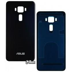 Задняя панель корпуса для Asus ZenFone 3 (ZE520KL), черная