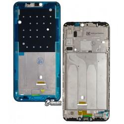 Рамка крепления дисплея для Xiaomi Mi A2 Lite, High Copy, черная