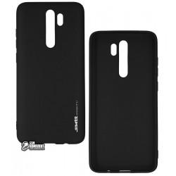 Чехол Xiaomi Redmi Note 8 PRO, Smtt, силикон, черный