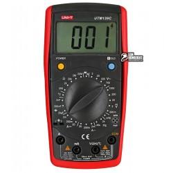 Мультиметр UNI-T UTM 139C (UT39C), цифровой