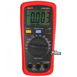 Мультиметр UNI-T UTM 1136C+ (UT136C+), цифровой
