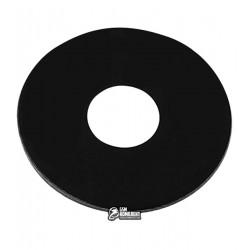 Стекло камеры для Meizu M6S, размер d 10,4 мм, черное
