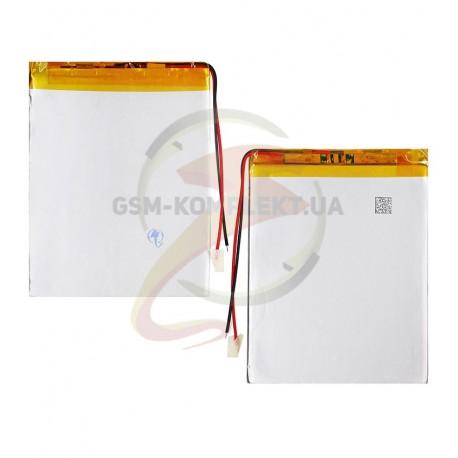 Акумулятор універсальний, 82 мм, 63 мм, 4,0 мм, Li-ion, 3,7 В, 1600 мАч