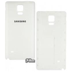 Задняя крышка батареи для Samsung N910FGalaxy Note 4, N910HGalaxy Note 4, белая