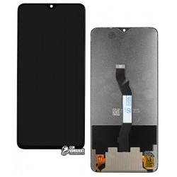 Дисплей Xiaomi Redmi Note 8 Pro, черный, с сенсорным экраном (дисплейный модуль), Original (PRC)