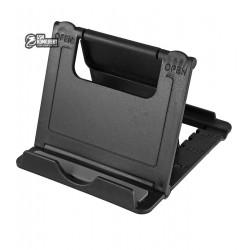 Настольная подставка для телефона Fold Stand 2, черная