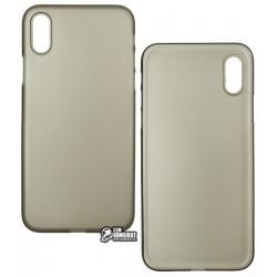 Чехол для iPhone X, Baseus Wing Case, черный