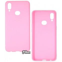 Чехол для Samsung A107Galaxy A10s (2019), TOTO, силиконовый ультратонкий, Pink