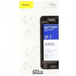 Аккумулятор Baseus для iPhone 7, Li-Polymer, 2250mAh, усиленный