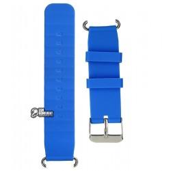 Ремешок для детских часов Q90, Q100, TW3, темно-синий
