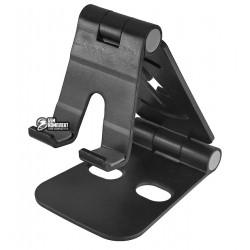 Настольная подставка для телефона Fold Stand 5 черная